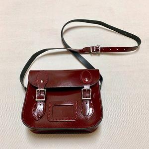 Crossbody Purse Leather Satchel Co British Made